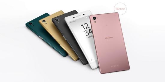 Xperia Z5 ピンク 発売日は2016年1月(au)&2月(docomo)