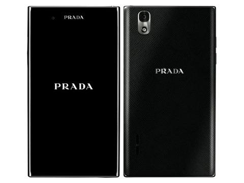 「プラダスマートフォン L-02D」通話中のフリーズ不具合の修正アップデート