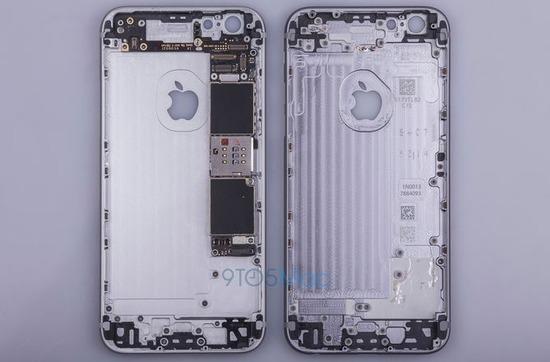 iPhone6sの筐体デザイン