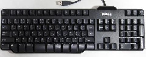 DELLのデスクトップPC用のキーボード
