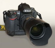 Nikon D3x, 24-70mm F2.8