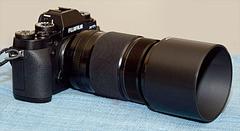 X-T1+55-200mm