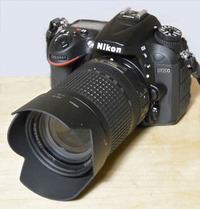 D7200+18-140mm