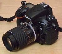 Nikon D810+105mm F2.8 micro