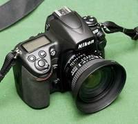 Nikon D700 20mm