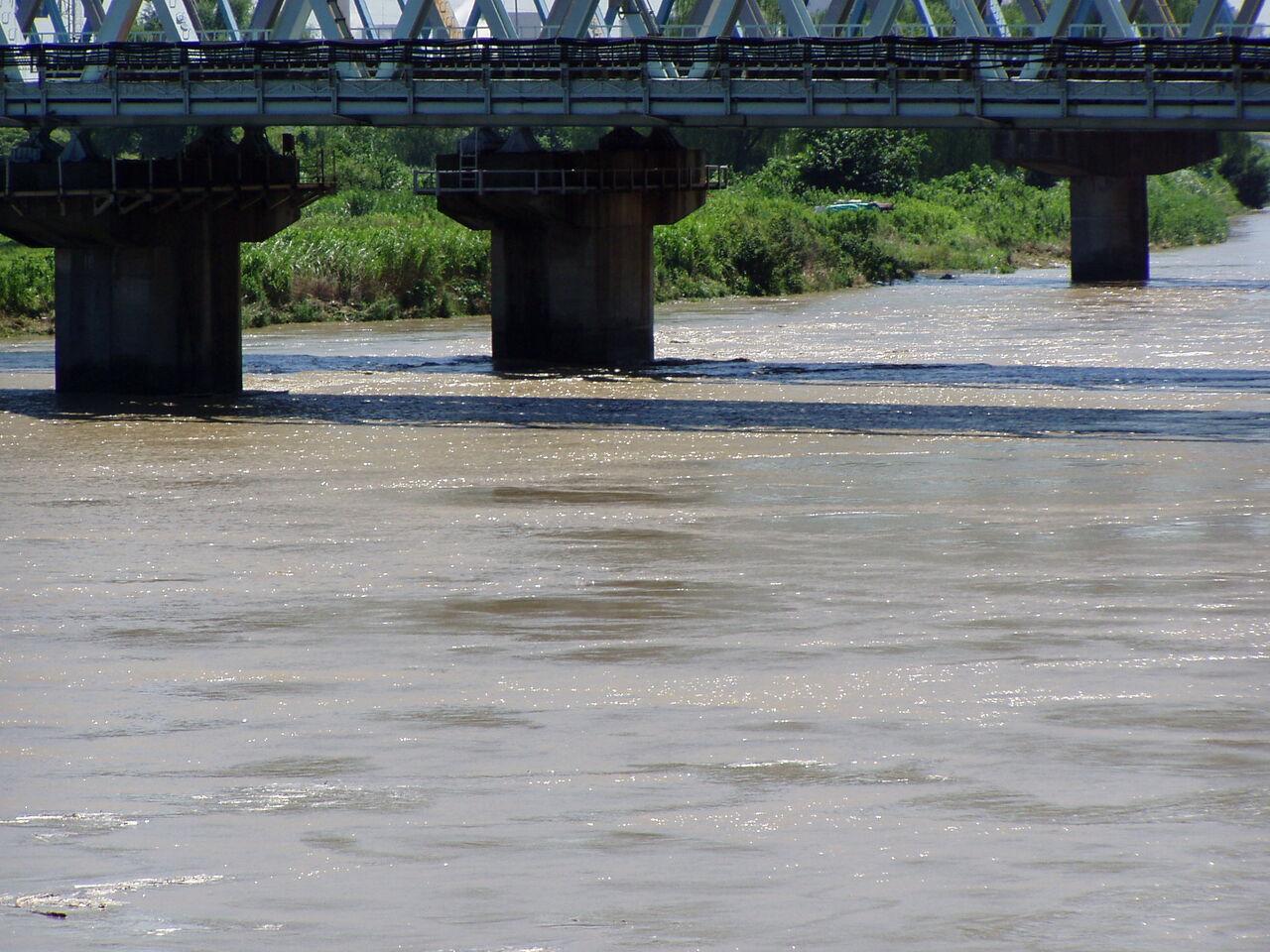河川増水02