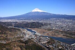 富士山(富士宮市フリー画像から)
