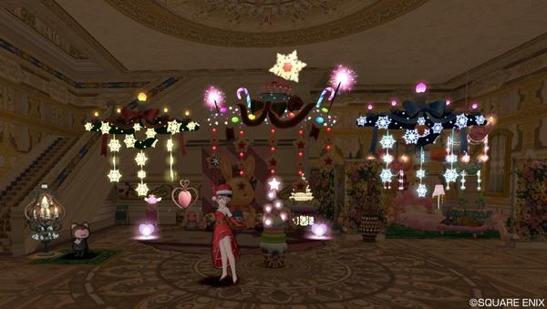 クリスマスイベント報酬4