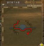 悪魔の手地図