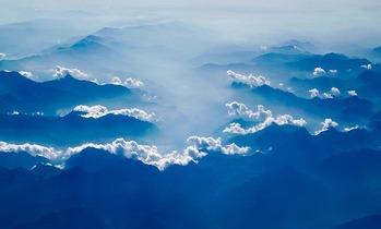 雲海mountains-1985027__340