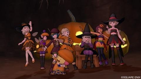 ハロウィンイベント舞台裏