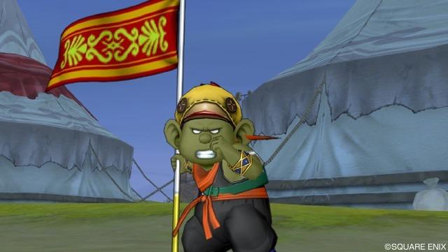 パラ・戦士(バト)・占い師・僧侶でダークキングに相撲した結果