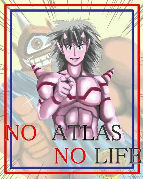 No Atlas No Life