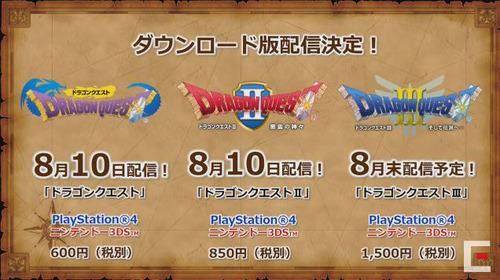 【悲報】PS4/3DS版のDQ3がすごろく削除のクソ移植確定!