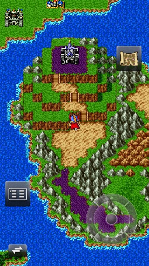俺がついにドラゴンクエスト1で虹のしずくを使用し竜王の城を目指す