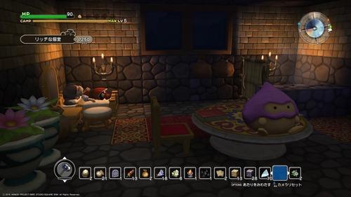 ドラゴンクエストビルダーズのピリンちゃんが好き過ぎてストーリー放置して部屋豪華にしてるんだがwwwwwwwwwwwww