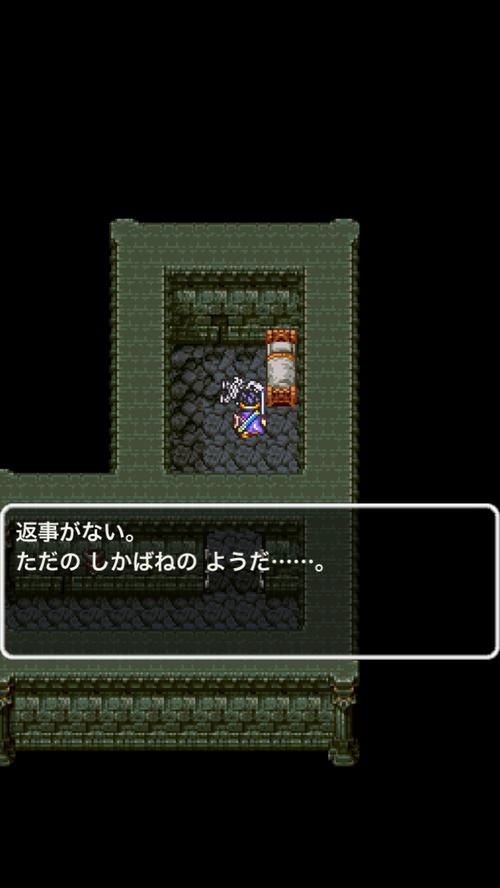 ドラクエ3のサイモンはなぜあんな孤独な牢獄に閉じ込められて死んだのでしょう?
