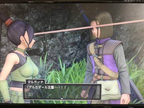 【悲報】PS4版ドラクエ11でキャラにツノが生えるバグが発見されてしまう