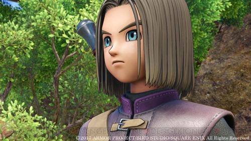 ドラクエ11、PS4版と3DS版の新たな比較画像が公開される!