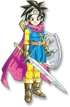 ドラクエ3の女勇者って男性として見られる描写が結構あるけど