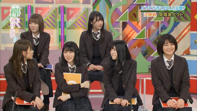 【欅坂46】長沢と上村ってこんな髪の毛の色だったっけ?