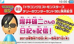 TSUTAYAでDSキャンペーン画像
