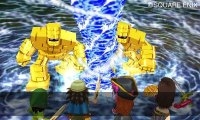 3DS版ドラクエ7スクショ(メイルストロム)