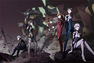 「シン・エヴァンゲリオン劇場版」2020年公開  2007年開始の新劇場版シリーズついに完結