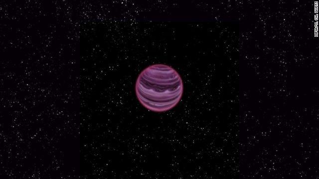 299684ab 新しい浮遊型惑星が地球から80光年の位置に発見される!