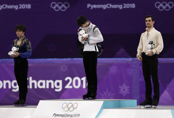 羽生結弦の金メダルは、冬季五輪の記念すべき1000個目の金メダル…IOCが発表