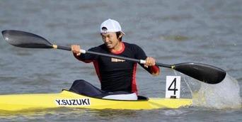 カヌー日本代表候補・鈴木康大選手、後輩の飲み物にステロイドを入れたり道具を隠すなどの妨害行為発覚