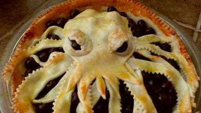 Cthulhu-Pie