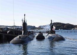 韓国 アメリカ原潜の釜山入港を拒否