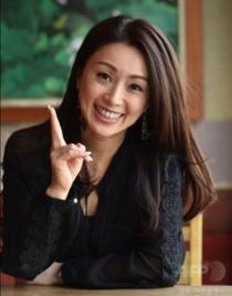 酒井法子さんが「子ども健全育成大使」に就任