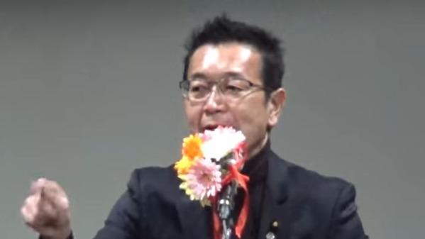 立憲民主党・川内博史「鉄1㌧1万円。オスプレイは15㌧、つまりオスプレイは実質15万円なのになぜ200億で買うのか」