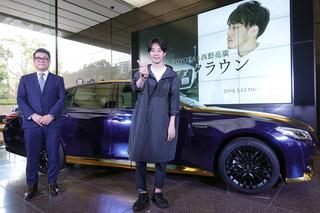 【画像】 キンコン西野さんデザインのトヨタ「クラウン」がダサすぎると話題に