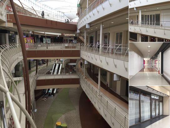 【画像】 イオンモール名古屋みなと店が廃墟化しそうでヤバイと話題に