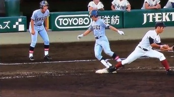 大炎上中のネットに仙台育英の選手が反論 「足蹴りくらい高校野球ではありえること」