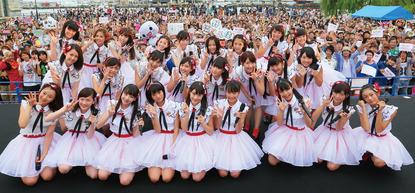 【NGT48】 12人のメンバーがファンと私的に接触していた事が発覚 「今回は不問に致します」