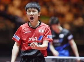 卓球・張本智和のチョレイ!が「うるさい」 14歳の優勝を素直に喜べない人々…ヤフコメも非難の嵐