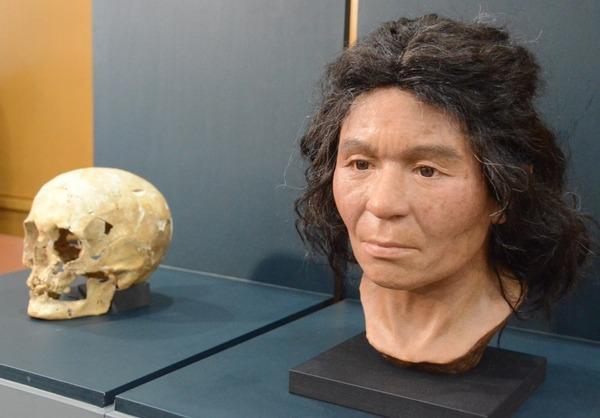【画像】 DNA解析で復元した縄文人の顔がこちら