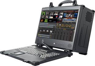 【画像】 重量19Kgの世界最強ノートパソコンDuraPACが凄すぎる件 / カフェでノマドに最適