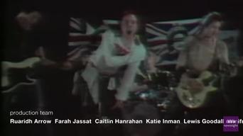 イギリス国歌「God Save the Queen」の放送を要求された英BBC、セックス・ピストルズの同名曲を放送