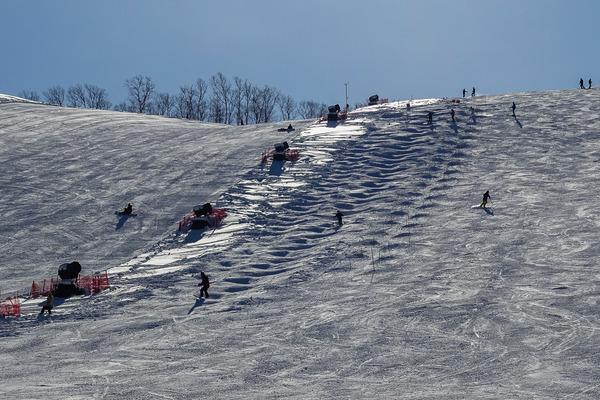 まだまだスキーは終わらない