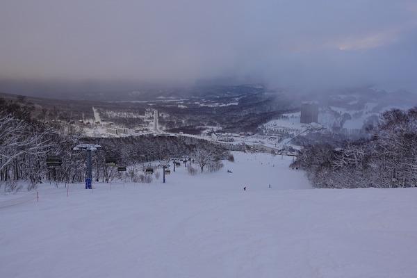北海道スキーに行ってきました