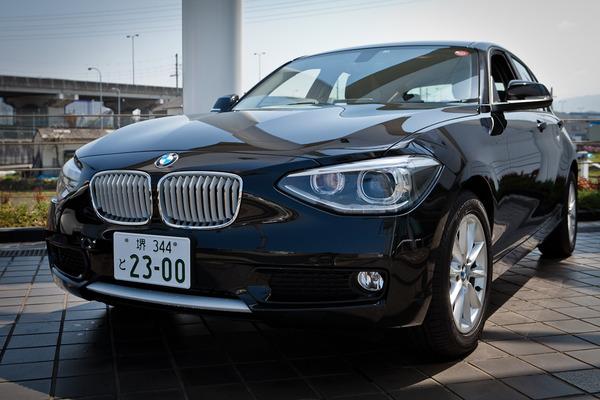 BMW 1シリーズ 試乗日記 その2