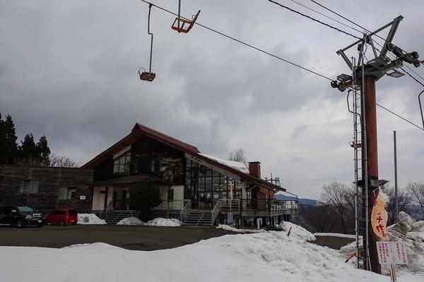 1ヵ月ぶりのおおやスキー場コブレッスン