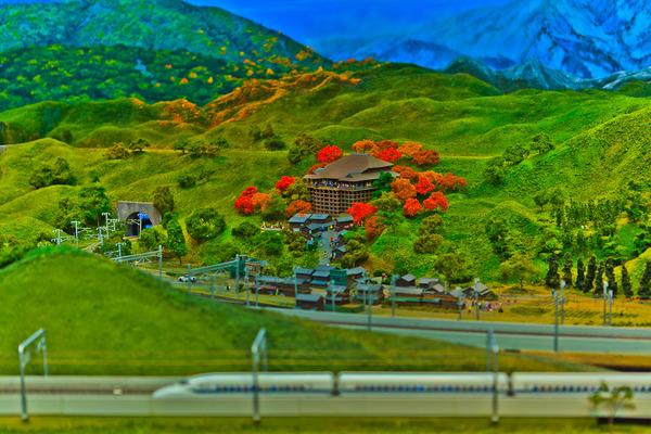 名古屋 リニア・鉄道館 Vol.7 ~ジオラマの世界