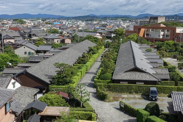 松阪御城番屋敷