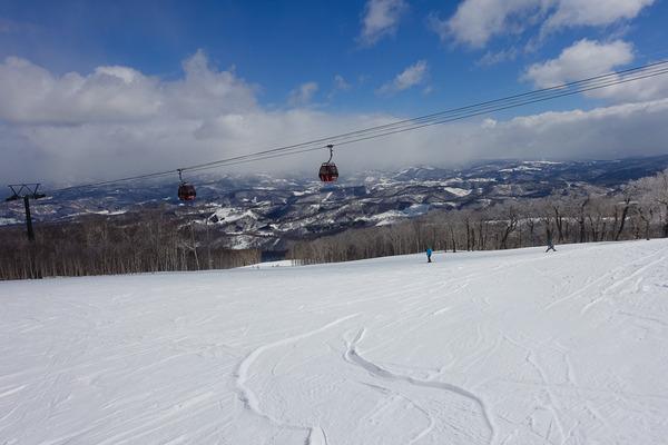 スキーシーズン開幕♪